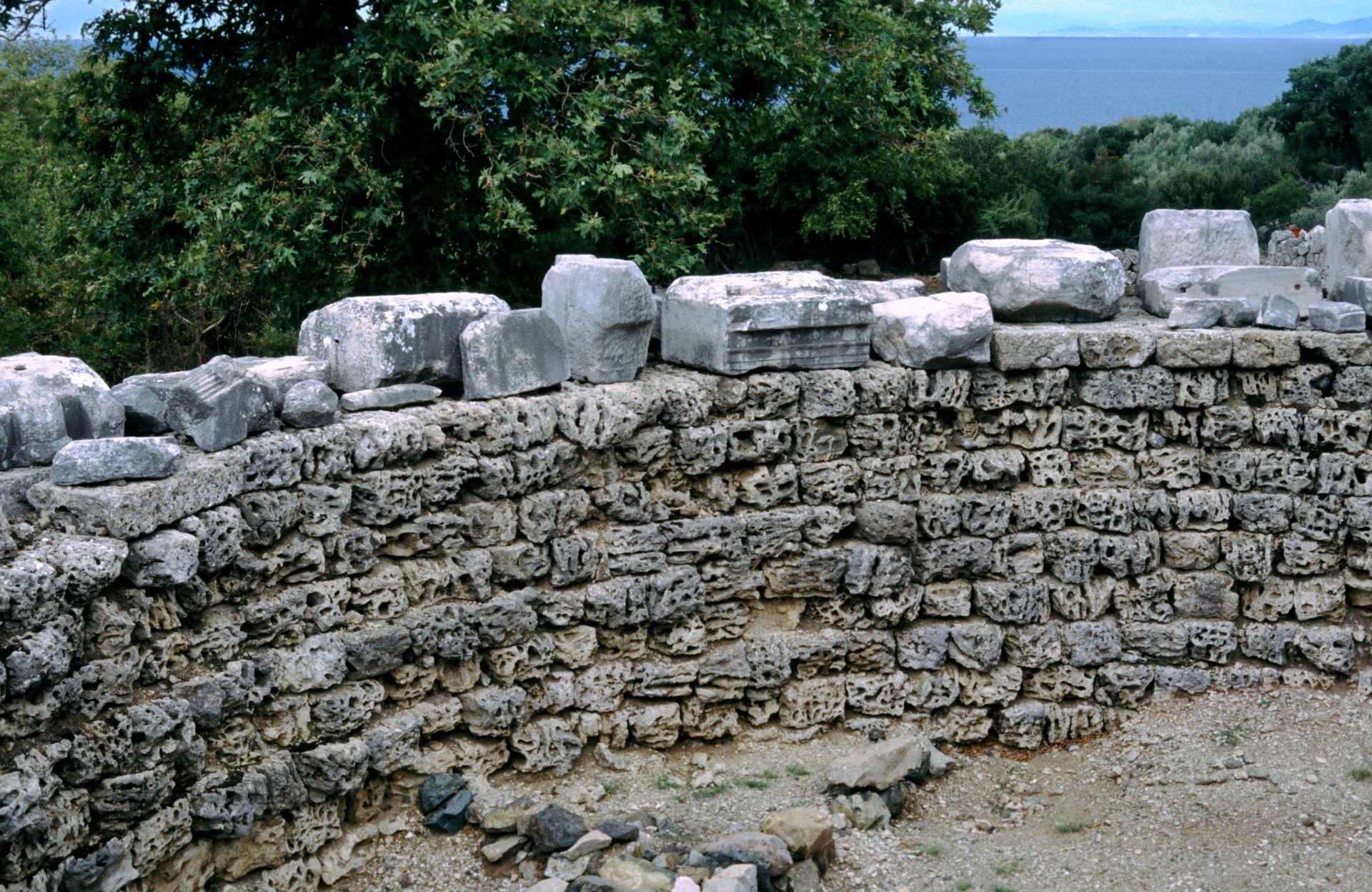 Sanctuary of the Great Gods on Samothrace - GTP